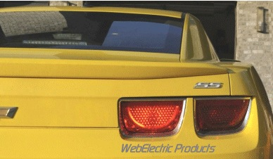 Camaro Sequential Tail Lights Kit 2011 Rpidesigns Com
