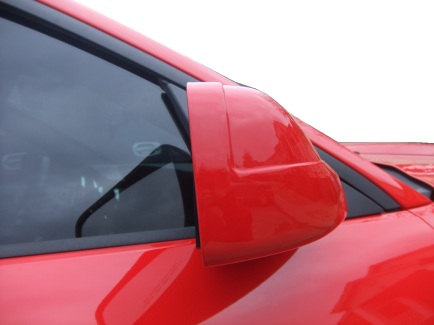 2005-2009 Ford Mustang Full Mirror Covers