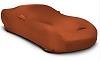 2015 2016 Ford Mustang Coverking Satin Car Cover Orange